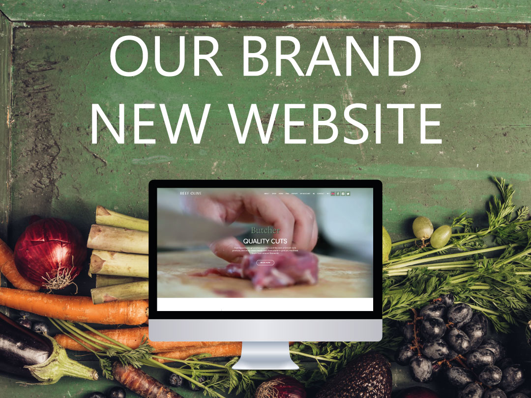 Order online through our Brand New Website!