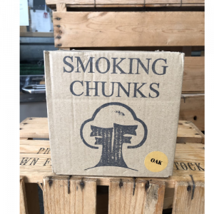 Smoking Chunks - Oak