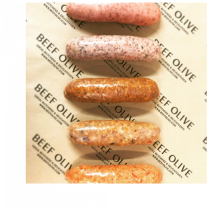 Traditional Plain Pork Sausages