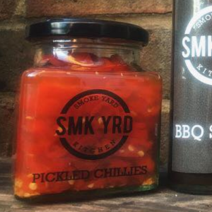 SYK Pickled Chillies