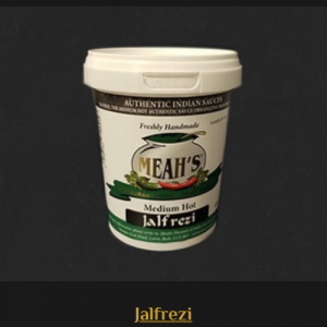 Jalfrezi Curry Sauce - Medium Hot