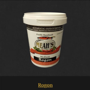 Rogon Curry Sauce - Medium