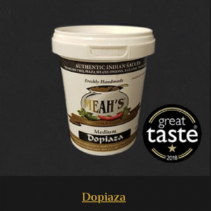 Dopiaza Curry Sauce - Medium